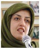 نرگس محمدی معلم مقاومت و گذشت در روزگار ماست