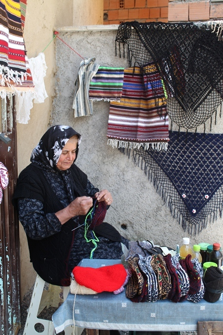 زنان بافنده- سوادکوه-- آلاشت