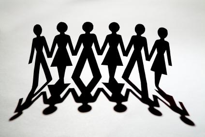 جنسیت و پایین آمدن کف دستمزدها در بازار کار ایالات متحده