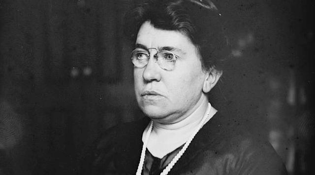 زنان انقلابی دنیا: اِما گلدمن