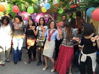 وعده برابری جنسیتی: حزب دموکرات خلق ترکیه