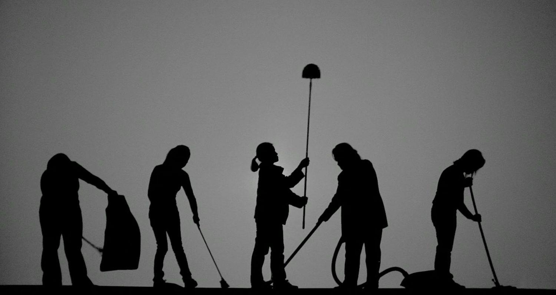 کار خانگی زنان در پرتو تقسیمکار جنسی