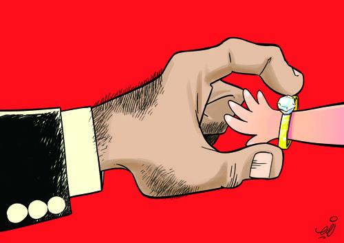 ناآگاهی زمینهساز ازدواج کودکان/ گفتگو با کامیل احمدی