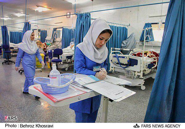 پرستاران، از بیمارستانهای خصوصی تا دولتی