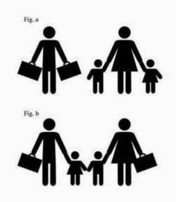 تقسیم جنسیتی کار خانگی/ بنفشه جمالی