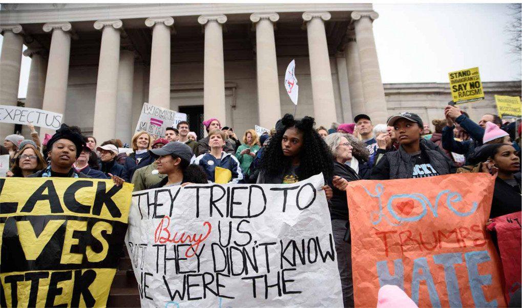 سازماندهی فمینیستی و اعتصاب زنان