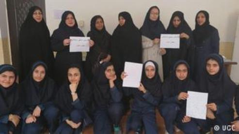پیشتازی زنان در اعتراضات سالهای اخیر معلمان