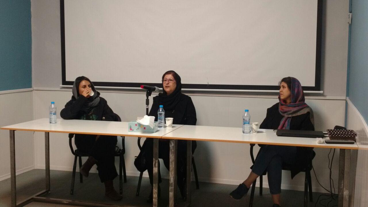 سخنرانی فاطمه محبعلی مدیر مرکز ترک اعتیاد زنان