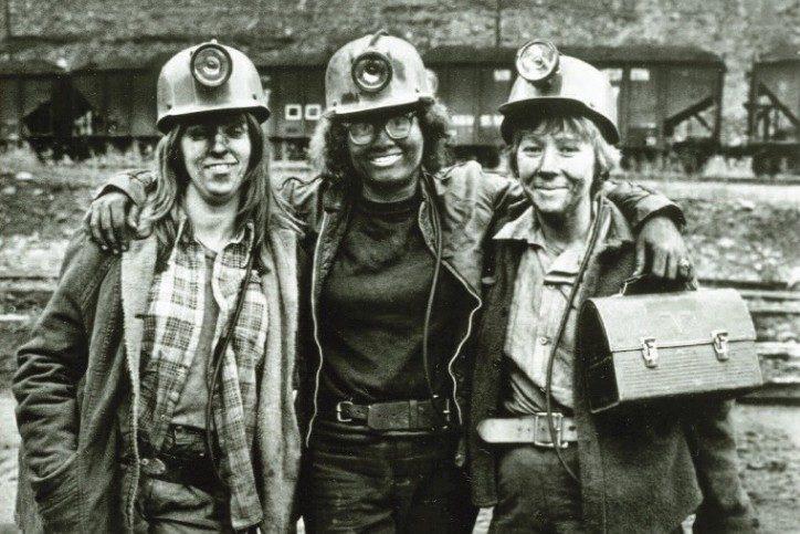 نگاهی به تاریخ: زنان معدنچیِ ویرجینیا
