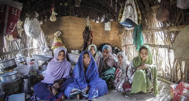 سیل سالها است که بلوچستان را با خود برده است