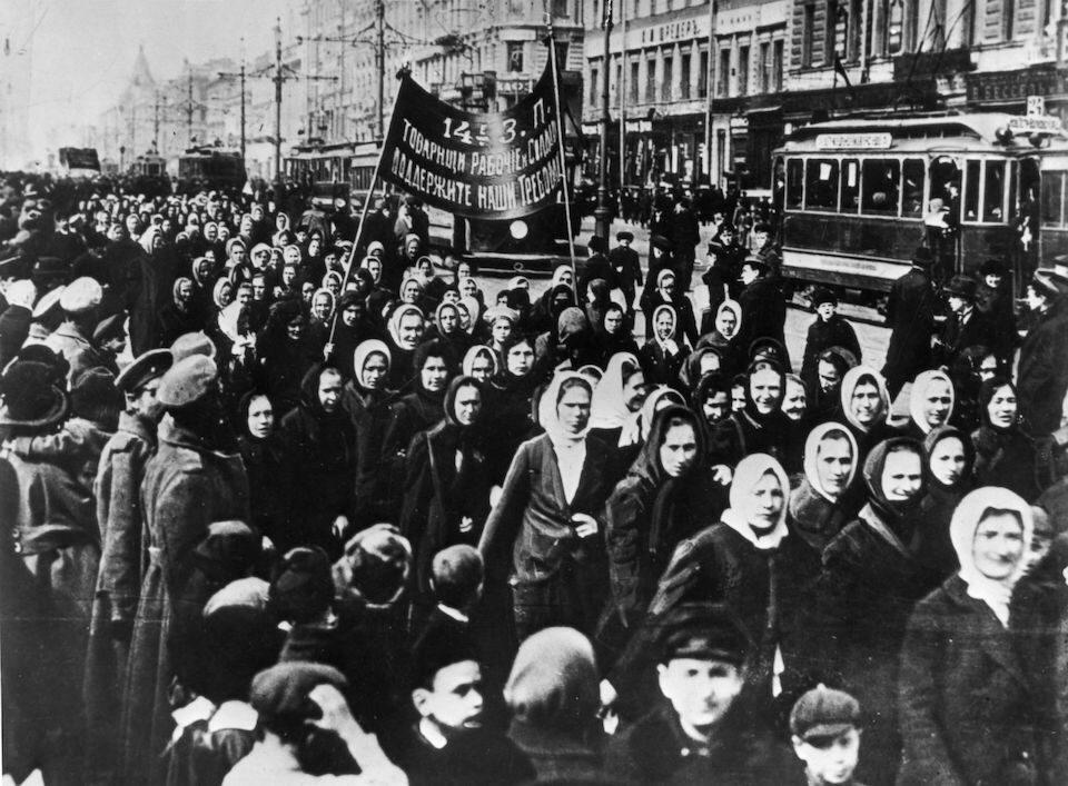 خاستگاه سوسیالیستی روز جهانی زن