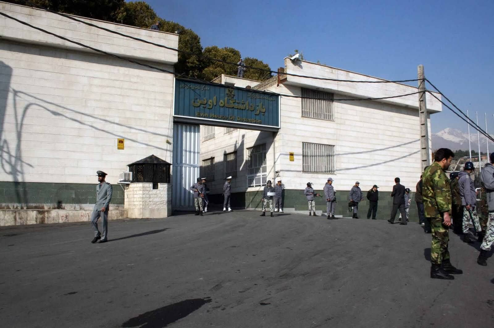 گزارشی کوتاه از بند زنان زندان اوین
