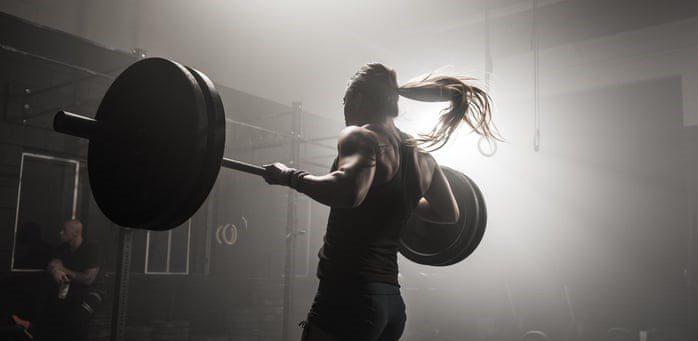 ریحانه بمانید، زنان جذاب عضلانی نمیشوند!