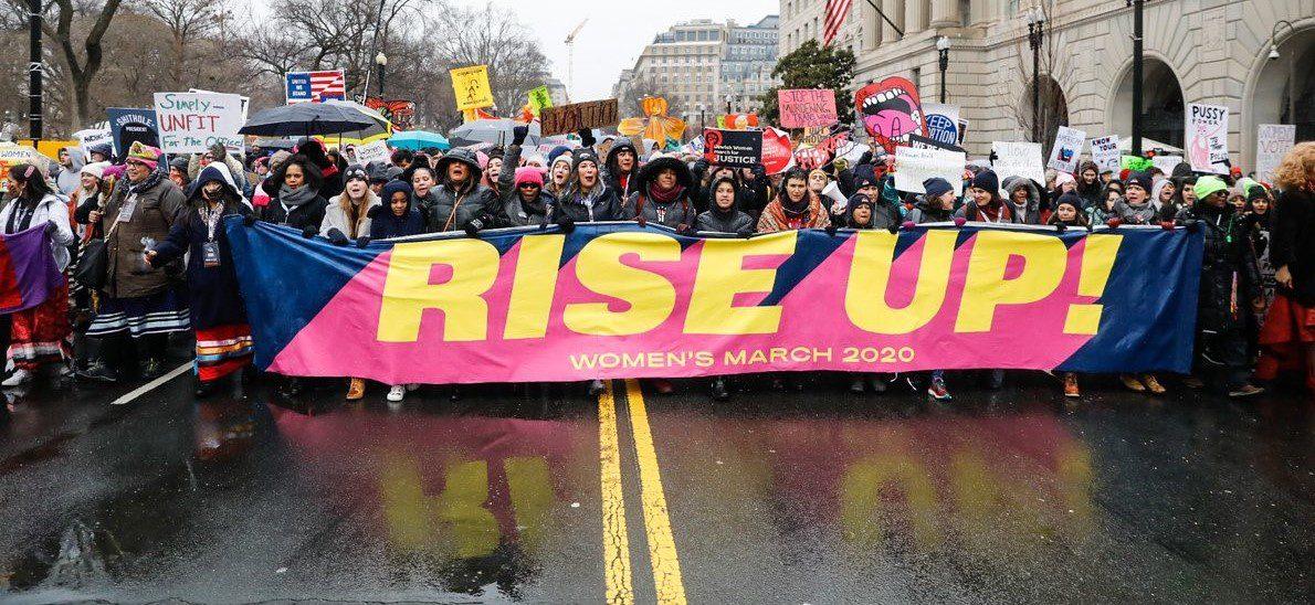گزارش بیدارزنی از اعتراضات جهانی زنان طی ماههای گذشته