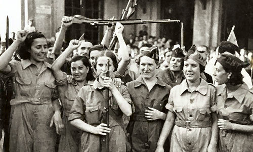 Mujeres Libres