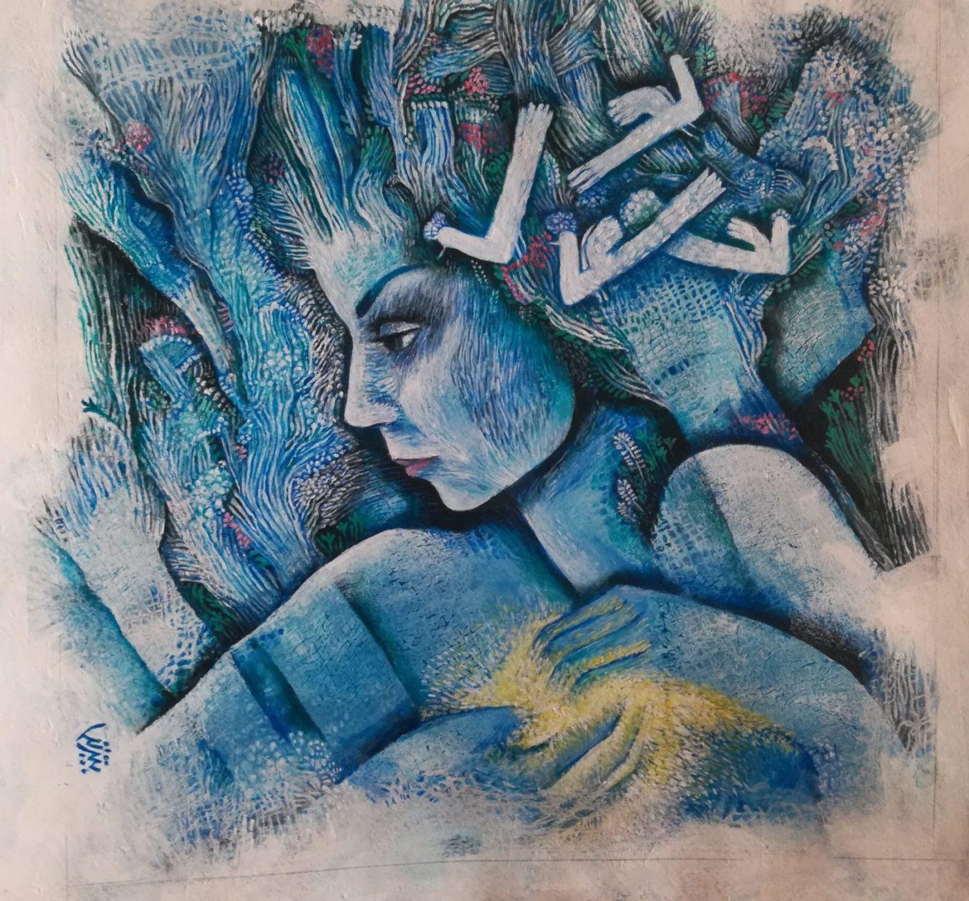 رویا بیژنی-۱۳۹۶