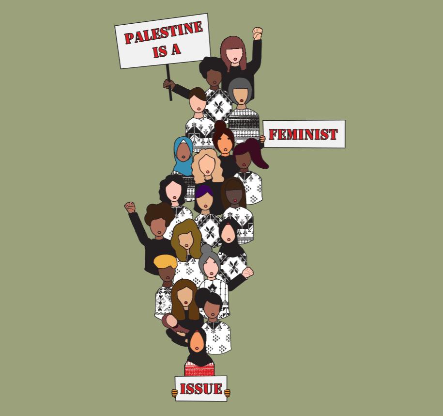 جمعیت فمینیستی فلسطینی