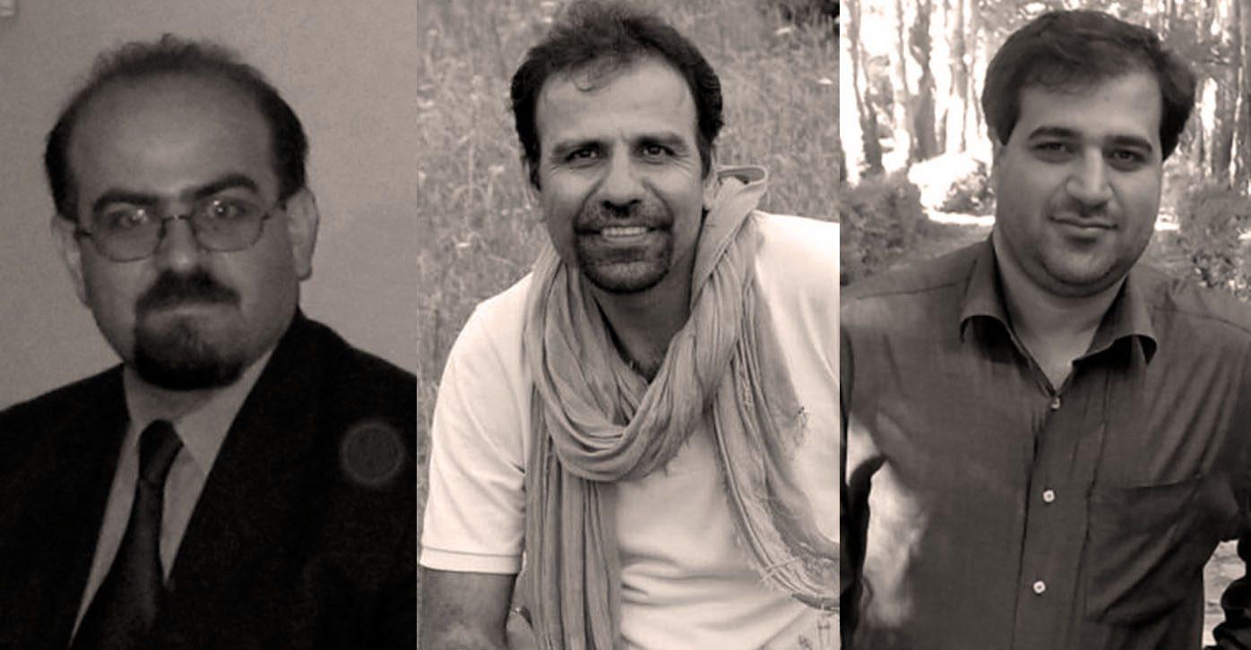 ادامه بیخبری از وضعیت بازداشت مصطفی نیلی، آرش کیخسروی و مهدی محمودیان